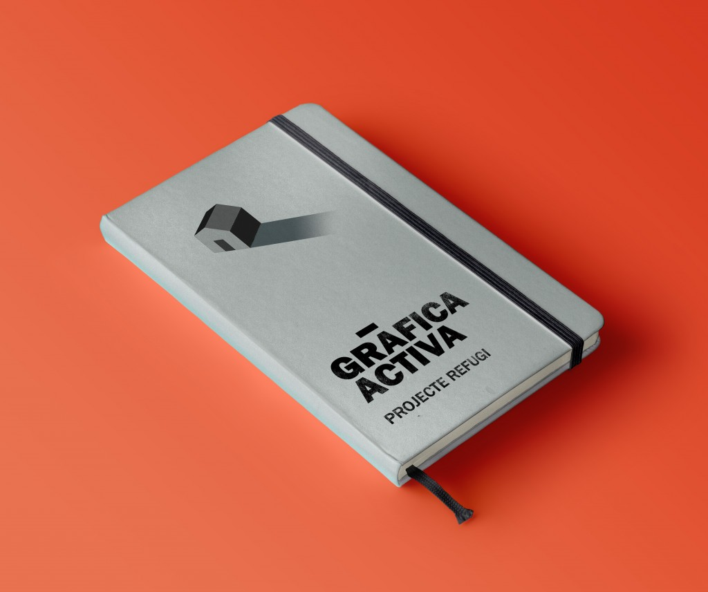 Mockup Llibreta