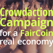 Crowdaction Campaign for a FairCoin real economy